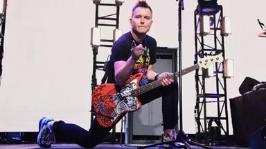 """Markk Hoppus (Blink-182) brinda una actualización de su estado de salud: """"A veces me siento como un zombie"""""""