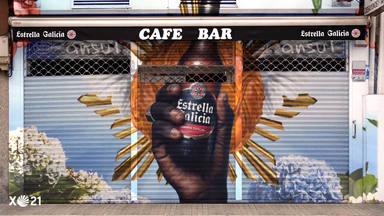 Estrella Galicia reúne a Los Enemigos para animar a los consumidores en su regreso a los bares