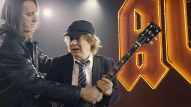 """Así fue la grabación de """"Shot in the Dark"""" y la prueba """"de fuego"""" para saber si AC/DC podría volver en directo"""