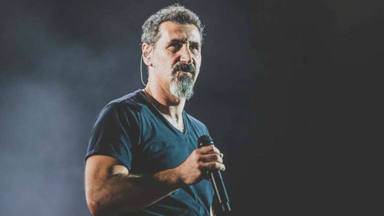 """Serj Tankian (System of a Down): """"Tengo más raíces en el pop que en el heavy metal"""""""