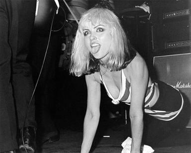 De cuando Debbie Harry (Blondie) consiguió escapar de las fauces de Ted Bundy.