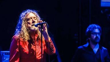 """Robert Plant (Led Zeppelin) está preparando su música """"para lanzar después de morirse"""""""