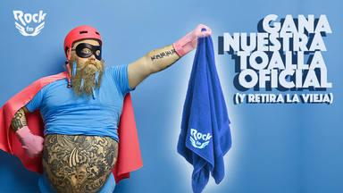 Este verano no te quedes sin tu toalla oficial de RockFM