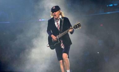 """Zakk Wylde se sincera sobre la """"falta de originalidad"""" de AC/DC: """"Son como una hamburguesa"""""""
