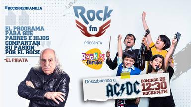 La mejor noticia del confinamiento: RockFM te trae Rock en Familia