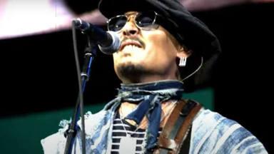 """Johnny Depp y Jeff Beck publican su videoclip de """"Isolation"""", versión del clásico de John Lennon"""
