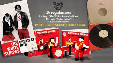 Móntale un concierto a The White Stripes... ¡y llévate un gran premio!
