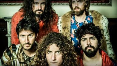 Derby Motoreta's Burrito Kachimba anuncia una ilusionante gira de presentación de su nuevo disco, 'Hilo Negro'