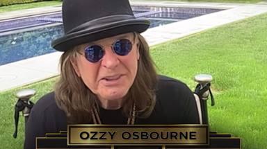 """Así ha entrado Ozzy Osbourne al WWE Hall Of Fame: """"No me lo merezco, pero gracias de todas formas"""""""
