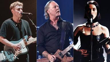 """The Metallica Blacklist: Sam Fender y St. Vincent comparten sus dos versiones de """"Sad But True"""""""