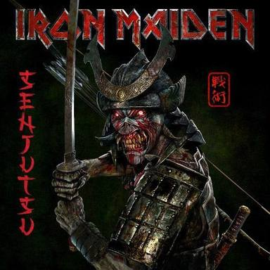 Escucha al completo Senjutsu, lo nuevo de Iron Maiden