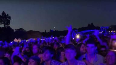 Se celebra el concierto más grande desde el confinamiento, con más de 20.000 personas