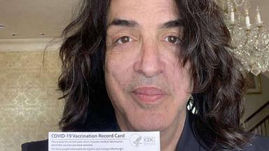 """Paul Stanley (Kiss) ya se ha puesto la segunda dosis de la vacuna contra el coronavirus: """"Estoy agradecido"""""""