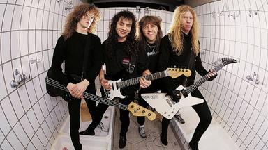 """James Hetfield y el maltrato de Metallica a Jason Newsted: """"Fue nuestro objetivo por lo de Cliff Burton"""""""