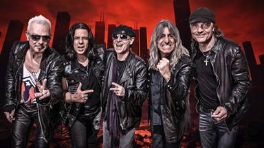 "Scorpions lanza nuevo material para su álbum ""Wind of Change: The Iconic Song"""