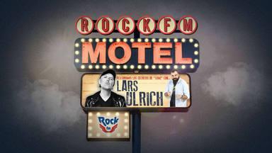 Lars Ulrich en RockFM Motel