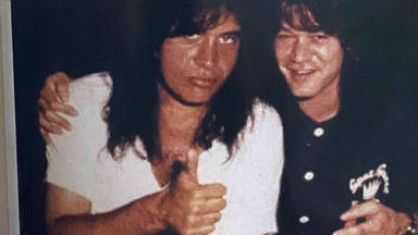 Se desvela la sorprendente historia de cómo Eddie Van Halen casi se unió a Kiss
