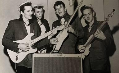 Gene Vincent: la Aramada perdió un marinero, y el rock and roll ganó a uno de sus pioneros