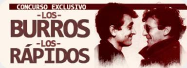 Concurso RÁPIDOS/BURROS