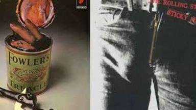 The Rolling Stones Andy Warhol Mick Jagger y Sticky Fingers en RockFM Motel con Rodrigo Contreras