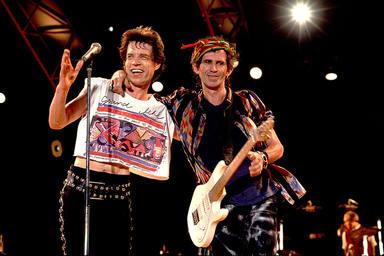 """El regreso de """"The Rolling Stones"""" tras el enfrentameinto entre Mick Jagger y Keith Richards"""