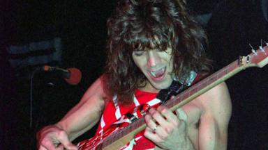 """Eddie Van Halen era un profesor de guitarra """"horrible"""", según su hijo"""