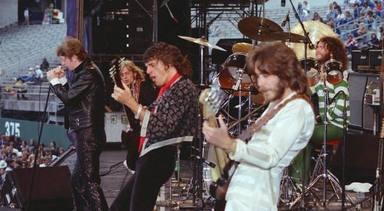 """Rob Halford (Judas Priest) recuerda cómo fue abrir para Led Zeppelin en 1977 """"con niebla y toque de queda"""""""