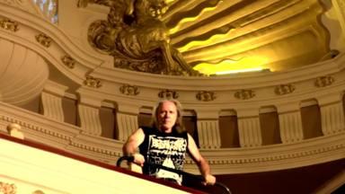 "Bruce Dickinson (Iron Maiden) te invita al misterioso ""Belshazzar's Feast"": ¿anunciarán su próximo disco?"