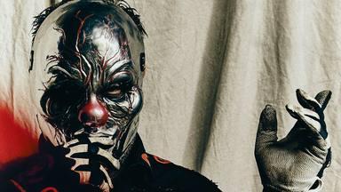 Shawn Crahan (Slipknot) no se quitará ni la máscara ni la mascarilla aunque se acabe la pandemia