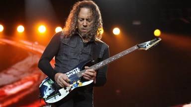 """La canción que cambió para siempre el futuro de Kirk Hammett (Metallica): """"Ahora prefiero hacerlo al revés"""""""
