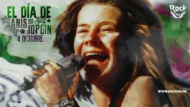 El Día de Janis Joplin llega a RockFM