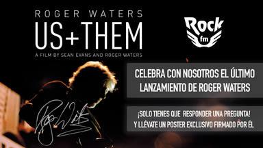 Celebra con nosotros el último lanzamiento de Roger Waters