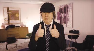 """Así de imponente luce AC/DC en el videoclip de """"Shot in the Dark"""""""