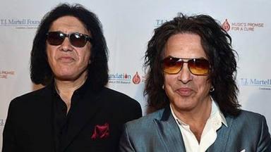 """Gene Simmons (Kiss) se sincera sobre el estado de salud de Paul Stanley: """"No se siente demasiado bien"""""""