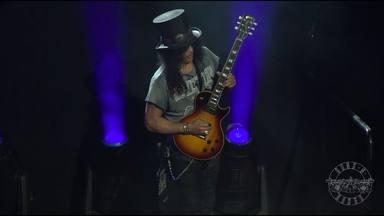 Guns N' Roses lanza una nueva serie de vídeos en directo, ¡y ya puedes ver el primero!