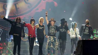 "Lo ""nuevo"" de Guns N' Roses se llama ""Not in this Lifetime"""