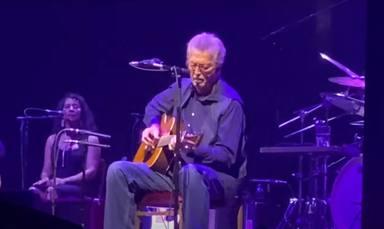 Eric Clapton se contradice: da un concierto solo para vacunados, pese a haberse negado a hacerlo