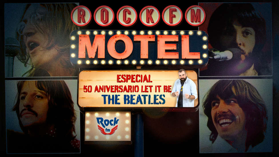 Especial 50 aniversario del Let it be de The Beatles en RockFM Motel con Rodrigo Contreras