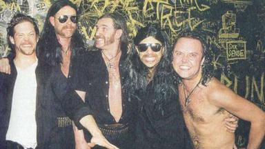 El guitarrista de Motörhead explica cómo le hace sentir que Metallica toque sus canciones