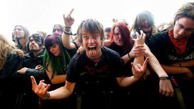 ¿Son los fans del heavy metal más felices que los seguidores de otros géneros? Esto es lo que dice un estudio