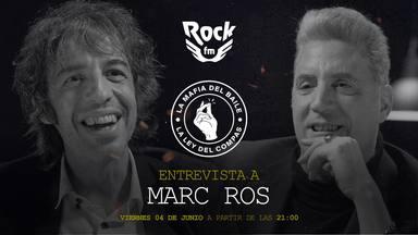La Mafia del Baile: Loquillo y Marc Ros (Sidonie) se ven las caras en su entrevista más personal