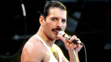 Queen - Freddie Mercury en directo
