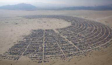 Burning Man, el festival más loco de Estados Unidos, se celebrará de forma virtual