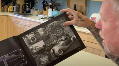 James Hetfield (Metallica) editará un bestial libro sobre sus coches favoritos