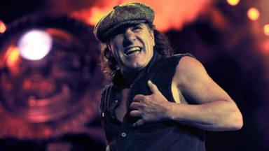 Brian Johnson (AC/DC) explica cómo reaccionó cuando se enteró de la muerte de Bon Scott
