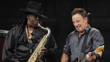 Homenaje a Clarence Clemons 'The big man': El mejor amigo de Bruce Springsteen