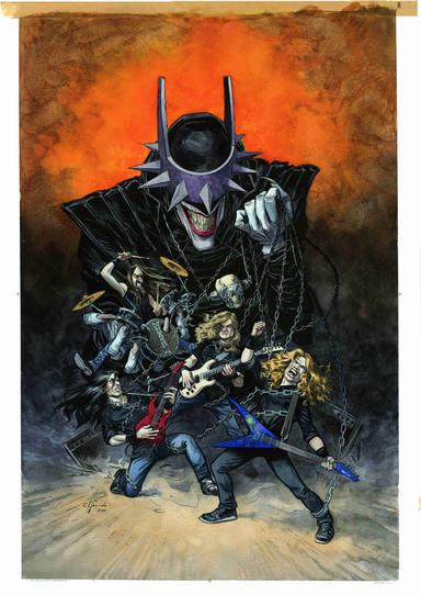 Megadeth - Dark Nights: Death Metal