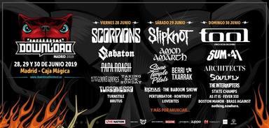 Download Festival Madrid 2019