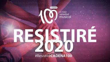 CADENA 100 une al mundo de la música en 'RESISTIRÉ 2020', el himno para vencer juntos al coronavirus
