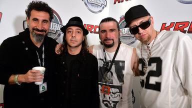 Lo que Shavo Odadjian (System of a Down) no podía parar de hacer cuando estaba de gira con Slayer